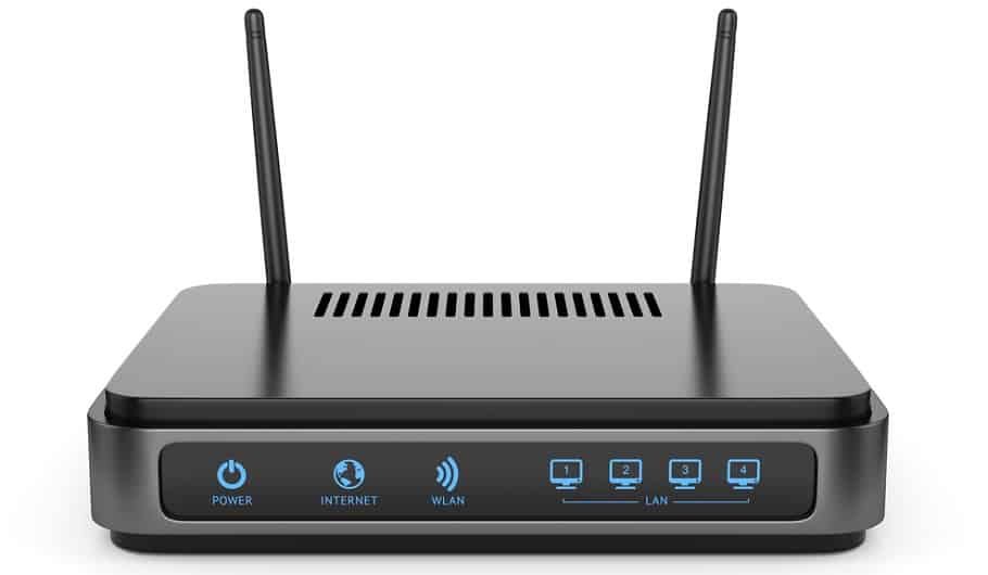 100 Mbps Wireless Router